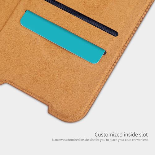 کیف چرمی سامسونگ Galaxy S21 Ultra مارک نیلکین