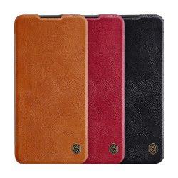 کیف چرمی شیائومی Redmi Note 9T مارک نیلکین