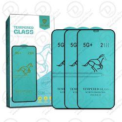 محافظ صفحه نمایش شیشهای آیفون 12 مینی مدل 5G+ – 21H