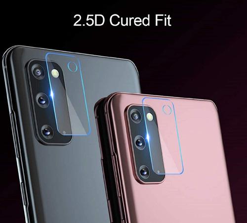 محافظ لنز شیشهای گلکسی S20 FE