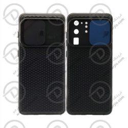 قاب محافظ با پوشش لنز دوربین سامسونگ Galaxy S20 Ultra