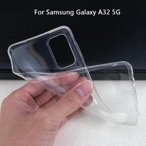 قاب ژله ای شفاف گوشی سامسونگ Galaxy A32