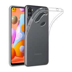 قاب ژله ای شفاف گوشی سامسونگ Galaxy A11
