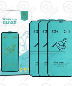 محافظ صفحه نمایش شیشهای آیفون 12 مدل 5G+ – 21H
