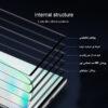 گلس تمام صفحه نیلکین شیائومی Mi 11 مدل 3D CP+MAX