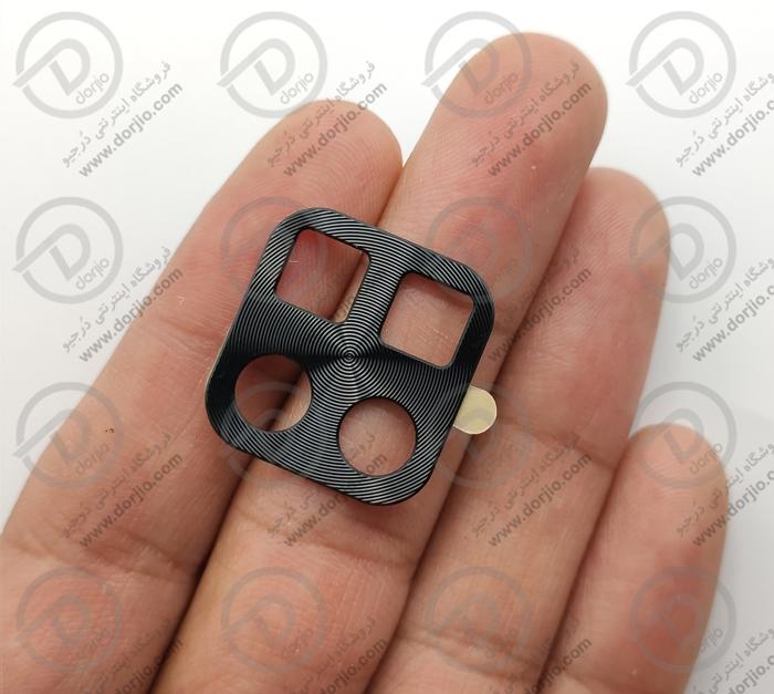 محافظ فلزی دوربین Galaxy A12