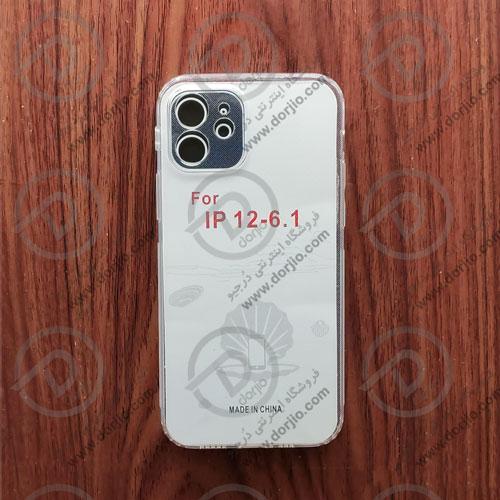 گارد ژله ای فول کاور iPhone 12