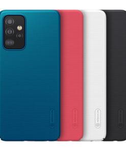 قاب محافظ سامسونگ Galaxy A52 5G مارک نیلکین + استند