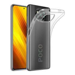 قاب ژله ای شفاف شیائومی پوکو X3 NFC