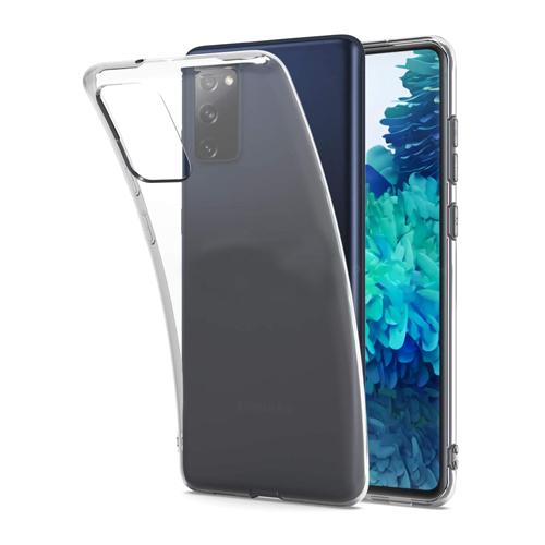 قاب ژله ای شفاف سامسونگ Galaxy S20 FE