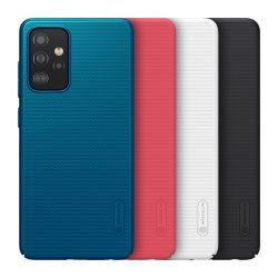قاب محافظ سامسونگ Galaxy A72 5G مارک نیلکین + استند