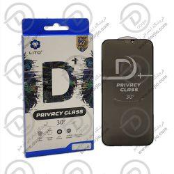 گلس محافظ Privacy مارک لیتو iPhone 12 Pro