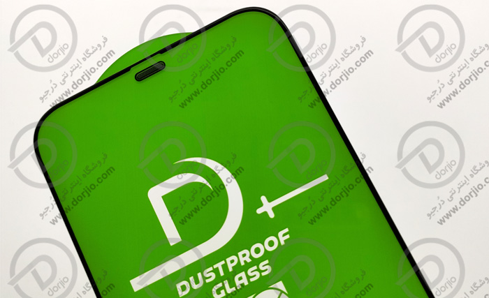 گلس محافظ iPhone 12 مارک LITO مدل ANTI-DUST