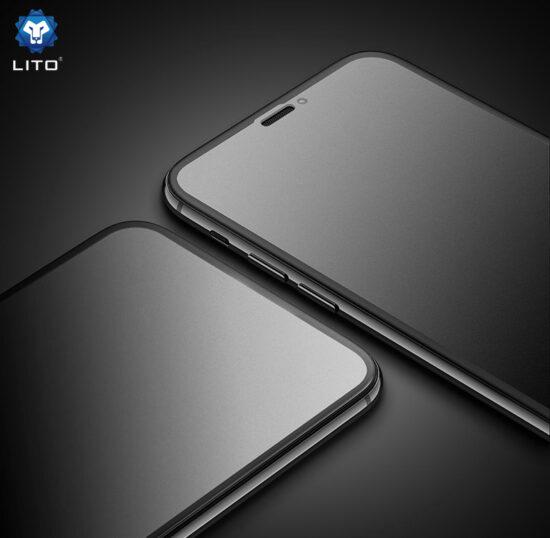 گلس محافظ LITO مدل مات iPhone 12 Pro