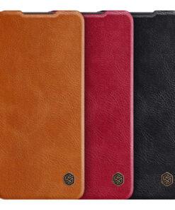 کیف چرمی سامسونگ Galaxy A52 5G مارک نیلکین