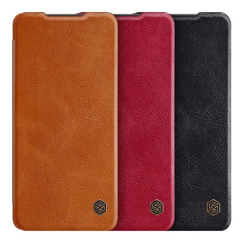 کیف چرمی سامسونگ Galaxy A72 5G مارک نیلکین