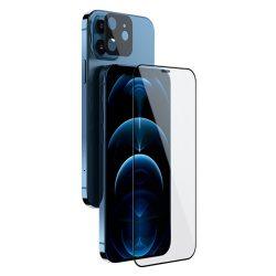 گلس تمام صفحه و محافظ لنز نیلکین iPhone 12 Mini