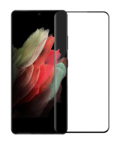 گلس تمام صفحه نیلکین 3D CP+MAX سامسونگ Galaxy S21 Ultra