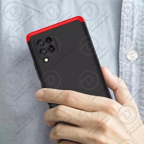 قاب محافظ 360 درجه GKK گوشی سامسونگ Galaxy A12