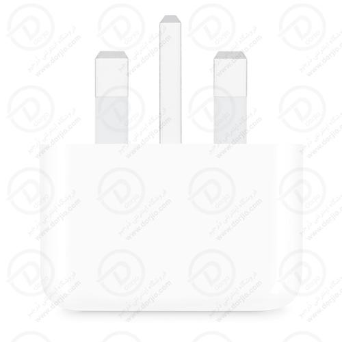 آدابتور شارژ اصلی آیفون های سری 12 مدل 20 وات MHJF3ZP/A