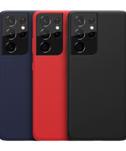 گارد سیلیکونی Flex Pure نیلکین سامسونگ Galaxy S21 Ultra