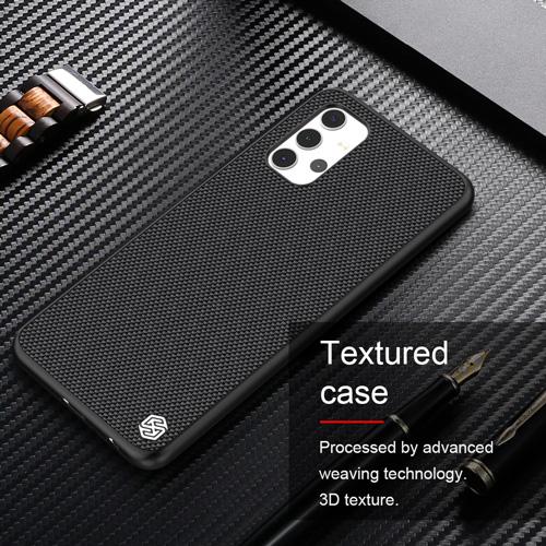 گارد محافظ Textured نیلکین سامسونگ Galaxy A32 4G