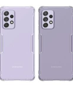 گارد ژله ای نیلکین گوشی سامسونگ Galaxy A72 4G