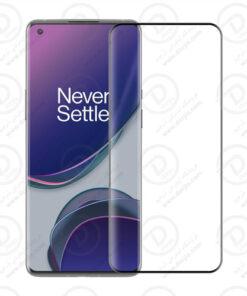 گلس تمام صفحه نیلکین 3D DS+MAX گوشی OnePlus 9 Pro