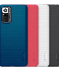قاب محافظ نیلکین گوشی شیائومی Redmi Note 10 Pro