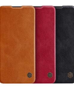 کیف چرمی نیلکین سامسونگ Galaxy F62