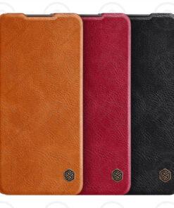 کیف چرمی نیلکین گوشی شیائومی Redmi Note 10 Pro Max