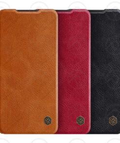 کیف چرمی نیلکین گوشی شیائومی Redmi K40 Pro Plus