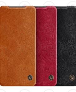 کیف چرمی نیلکین گوشی شیائومی Redmi Note 10S