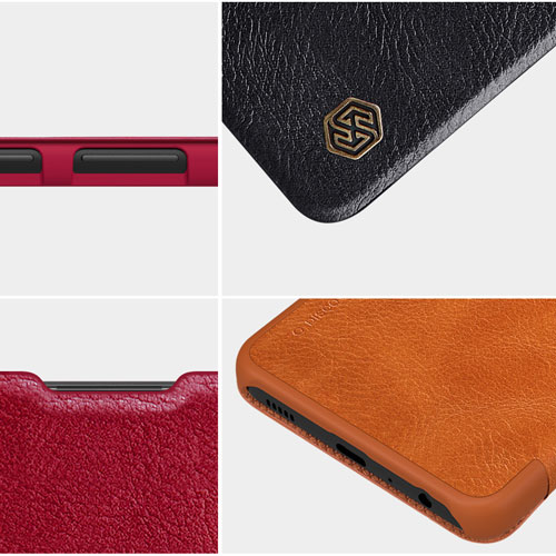 کیف چرمی نیلکین سامسونگ Galaxy A32 4G