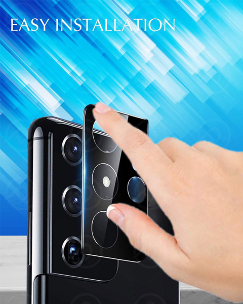 نانو گلس لنز دوربین سامسونگ Galaxy S21 Ultra