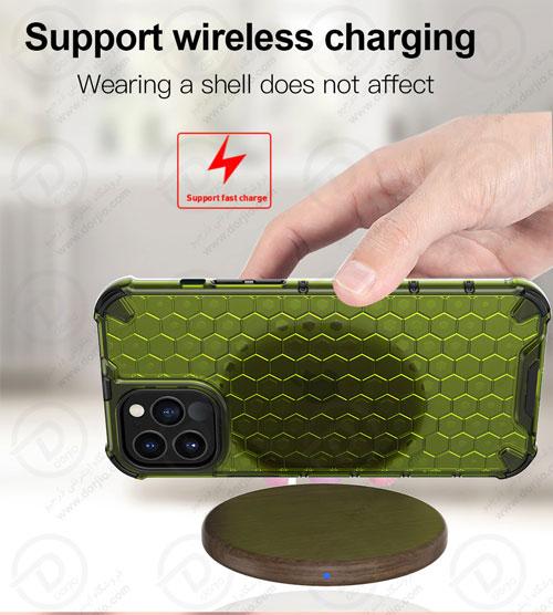 گارد ضد ضربه هیبریدی گوشی iPhone 12 Mini
