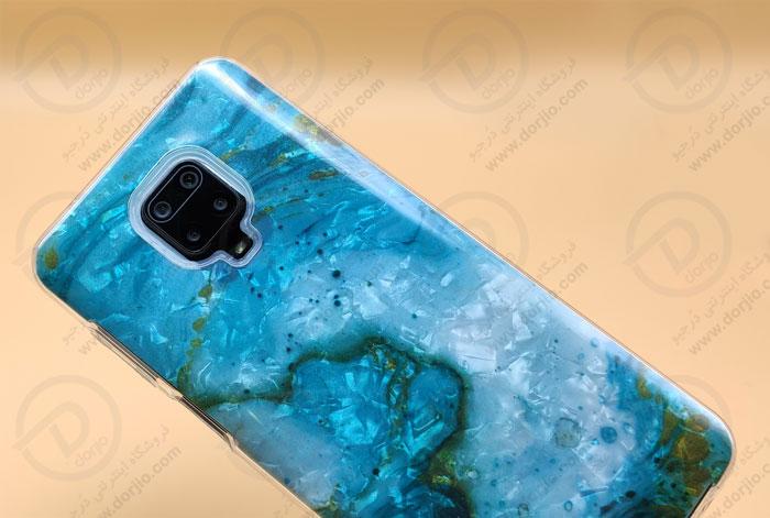 گارد ژلهای یخی طرح دار شیائومی Redmi Note 9 Pro/9 Pro Max/9S
