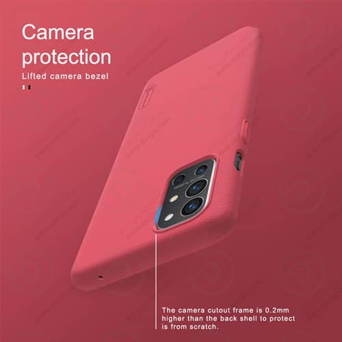 قاب محافظ نیلکین گوشی OnePlus 9R