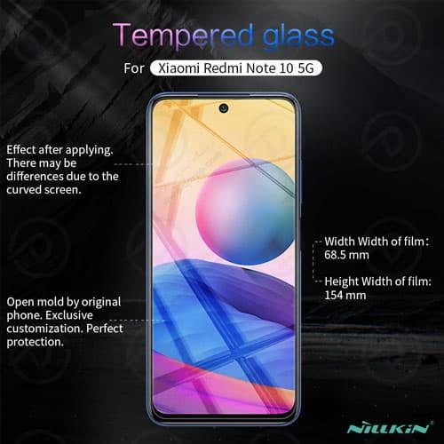 محافظ صفحه نمایش H نیلکین شیائومی Redmi Note 10 5G