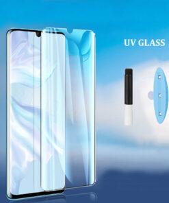 گلس UV تمام صفحه شیائومی Mi CC9 Pro