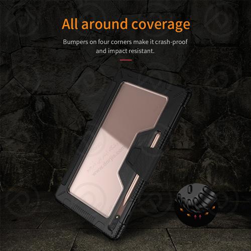 فیلیپ کیس نیلکین سامسونگ Galaxy Tab S7 Plus