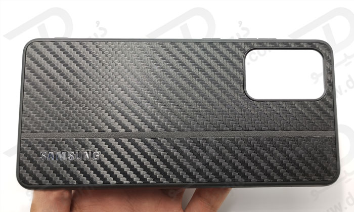 گارد چرم کربنی سامسونگ Galaxy A32 4G مدل ROXY