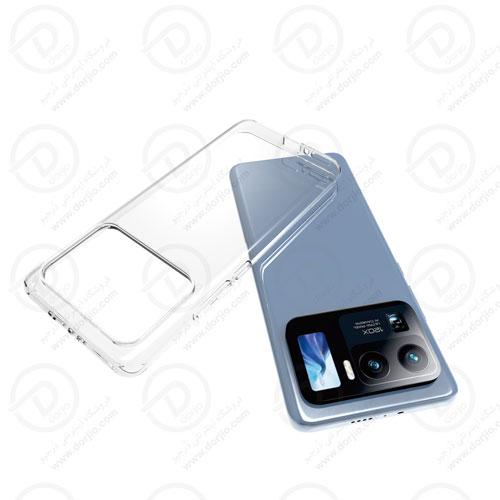 قاب ژله ای شفاف گوشی شیائومی Mi 11 Ultra