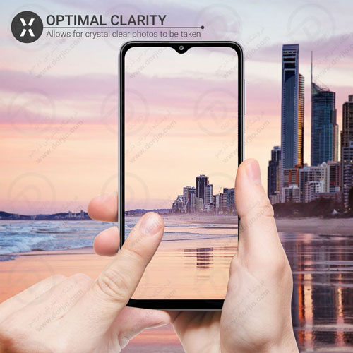 محافظ لنز شیشهای دوربین سامسونگ Galaxy A32