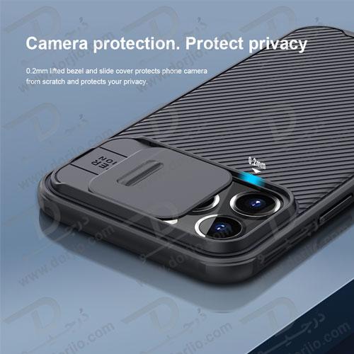 گارد ضد ضربه Camshield Pro نیلکین iPhone 13 Pro Max