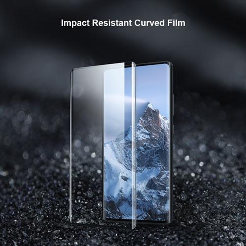 نانو گلس شیائومی Mi MIX 4 مدل Impact Resistant Curved