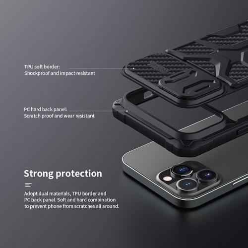 گارد ضد ضربه نیلکین NILLKIN Adventurer Case iPhone 13 Pro