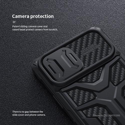 گارد ضد ضربه نیلکین NILLKIN Adventurer Case iPhone 13 Pro Max