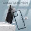 گارد ژله ای iPhone 13 Pro Max مدل Nillkin Nature TPU Pro