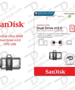 فلش مموری SanDisk مدل OTG ظرفیت 32 گیگابایت